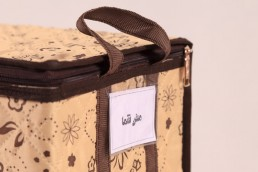hometex customized frameless clothing box