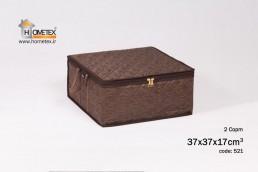 hometex small brown partition box