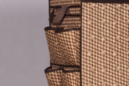 hometex shelf wardrobe side pockets